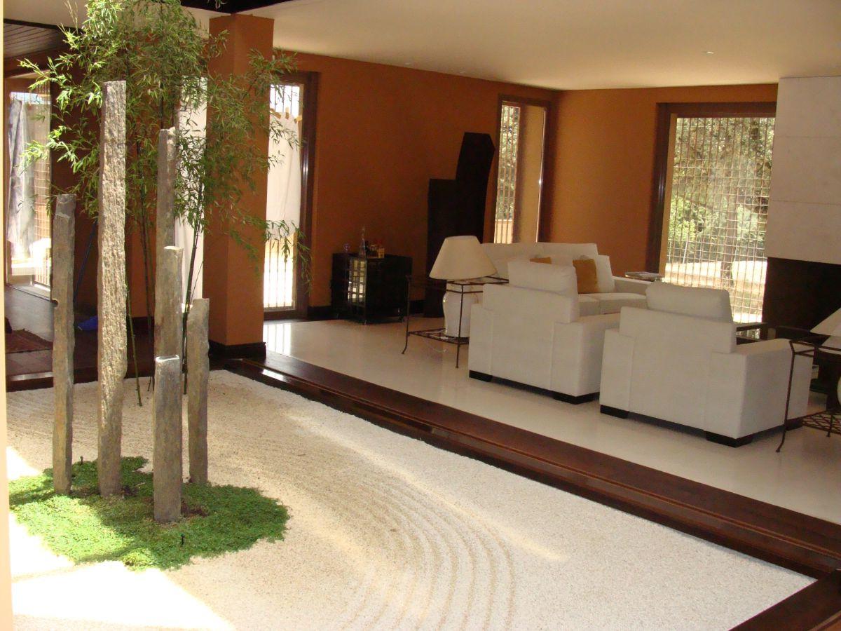 patio interior japonés